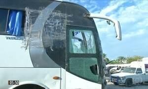 Motorista de ônibus atropela e mata várias pessoas no Haiti
