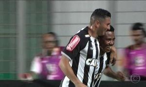Atlético-MG chega à sétima vitória em sete jogos no Campeonato Mineiro