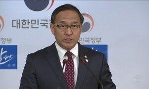Coreia do Sul marca para 9 maio eleição do sucessor de Park Geun-hye
