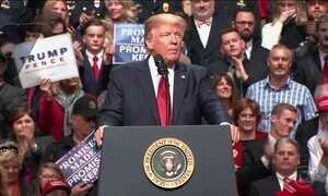 Novo decreto de Trump é barrado novamente pela Justiça