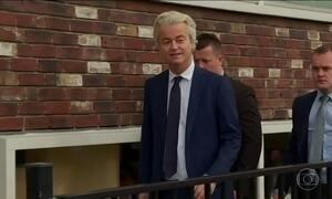 Líder Geert Wilders perde as eleições para primeiro-ministro