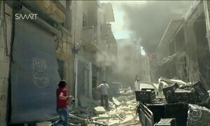 Dois atentados em Damasco mataram 30 e feriram 25 pessoas
