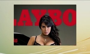 Modelo ex-capa da Playboy é indiciada na Lava Jato