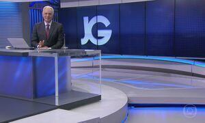 Jornal da Globo - Edição de Quinta-feira, 16/03/2017