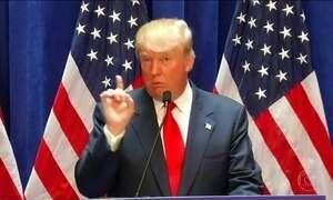 Trump propõe cortar gastos com educação, saúde e meio ambiente