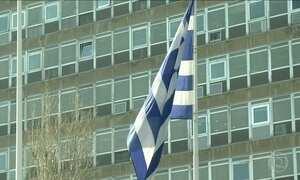 Governo grego confirma que carta-bomba partiu do próprio país