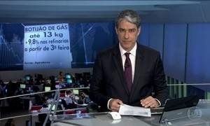 Petrobras autoriza aumento do preço do botijão e gás nas refinarias