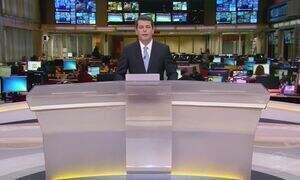 Jornal Hoje - Edição de sábado, 18/03/2017