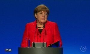 Angela Merkel luta para conseguir 4º mandato