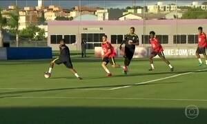 Seleção brasileira se prepara para jogos decisivos na eliminatórias da Copa