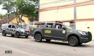 Polícia prende grupo suspeito de organizar paralisação da PM