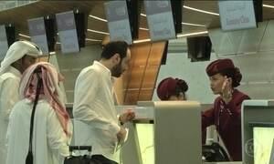 EUA decidem barrar eletrônicos como bagagem de mão de voos que chegam de oito países