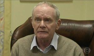 Morre aos 66 anos Martin McGuinness, ativista do processo de paz na Irlanda do Norte