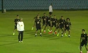 Brasil se prepara para jogo difícil contra o Uruguai pelas Eliminatórias da Copa
