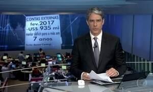 Em fevereiro, os brasileiros gastaram no exterior 60% a mais do que no mesmo mês de 2016