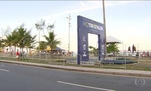 Triatleta desaparece durante prova no Recreio dos Bandeirantes