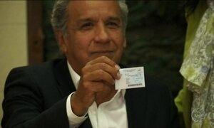 Equador elege Lenin Moreno como o novo presidente do país