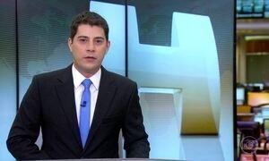 Sérgio Moro ouve o governador do RJ, Luiz Fernando Pezão