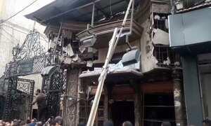 Domingo de Ramos tem atentados em duas igrejas no Egito
