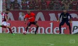 Confira os gols desta quarta-feira (12) pela Libertadores, Copa do Brasil e Estaduais