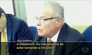 Emílio Odebrecht diz que Lula teve papel em aprovação de financiamento com o BNDES