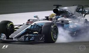 Na Fórmula 1, o clima de tensão está instalado na equipe Mercedes