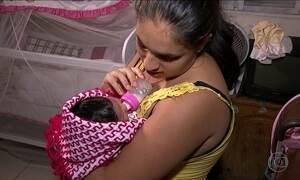 Mães tomam vacina errada e ficam impedidas de amamentar