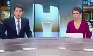 Jornal Hoje - Edição de terça-feira, 18/4/2017