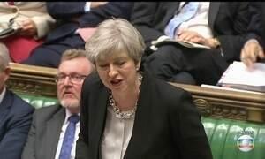 Parlamento britânico vai decidir se aprova eleições antecipadas