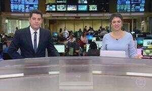 Jornal Hoje - Edição de quarta-feira,19/04/2017