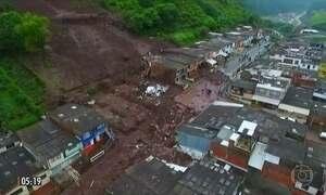 Deslizamento de terra causa mortes e deixa desaparecidos na Colômbia