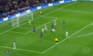 Juventus e Mônaco confirmam classificação na Liga dos Campeões