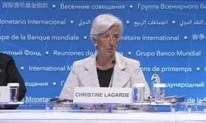 Diretora do FMI diz que economia do Brasil está em 'clara recuperação'