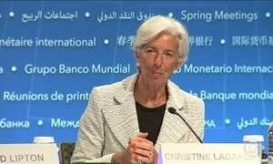 Economia brasileira dá sinais claros de recuperação, diz diretora-gerente do FMI