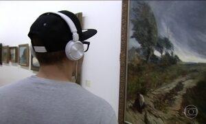 """Exposição """"A Voz da Arte"""" usa computação cognitiva e aumenta interatividade com visitantes"""