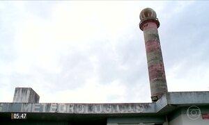 Radar meteorológico capaz de alertar sobre tempestades está abandonado no RS