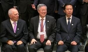 Ministros da Fazenda dos países do G-20 se reúnem em Washington