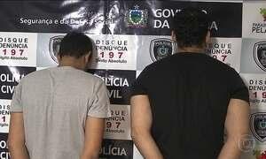 Polícia investiga se estrangeiros presos na Paraíba têm ligação com grupos extremistas