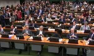 Comissão aprova relatório da reforma trabalhista