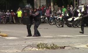 Mais de 20 pessoas morrem Venezuela em abril em meio a protestos contra Nicolás Maduro