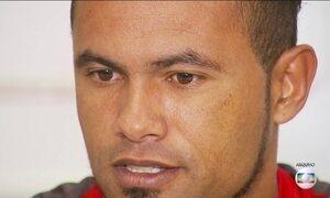 Goleiro Bruno deve se apresentar à Justiça nessa quarta-feira (26)