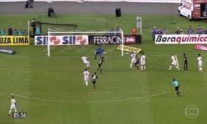 Corinthians vence a Ponte Preta por 3 a 0 em SP