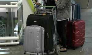 Empresas aéreas já podem cobrar pela bagagem despachada