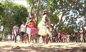 PF chega à região de conflito entre índios e fazendeiros no Maranhão