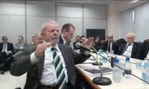 Segundo Lula, Ministério Público teria induzido testemunhas a acusá-lo