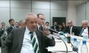 Moro confronta Lula sobre a reforma do triplex ter sido paga com propina