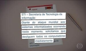 Ataques cibernéticos causam prejuízos também no Brasil