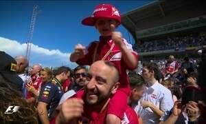 Grande Prêmio da Espanha de Fórmula 1 é um dos mais emocionantes dos últimos anos