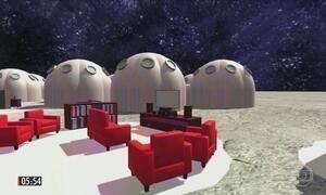 Brasileiros participam de projeto da Nasa para criar um local habitável na Lua