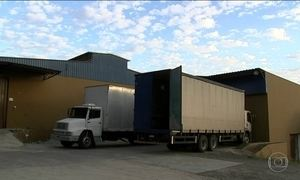 Roubo de caminhões de cargas aumenta em São Paulo